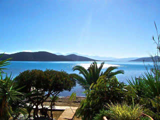View Overlooking Elounda Bay