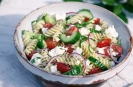 Garlic Pasta Salad