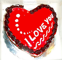 Valentines Day Cake by Anna_Greece, on Flickr