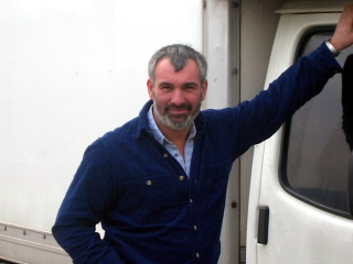 Phil Sharp, White Van Removals at Susses HQ